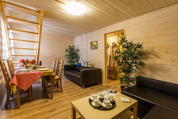 Банно-гостиничный комплекс «Альпийская деревня»