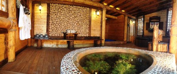 Русская баня на дровах «БЕРЕСТА»